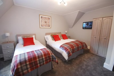 Country Park Inn Family Bedroom